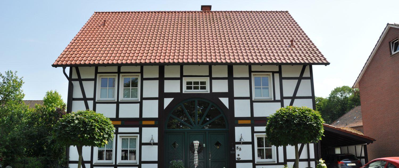 Cramer Holzbau GmbH Geseke - Fachwerk