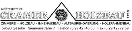 Cramer Holzbau GmbH
